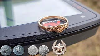 Minelab Equinox 800 на выбитом поселении Коп 2019 Крым Metal detecting Digging coins Crimea