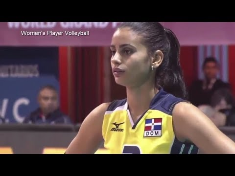 Winifer Fernandez y highlight - Women's Player Volleyball