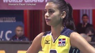 Winifer Fernandez sexy highlight – Women's Player Volleyball