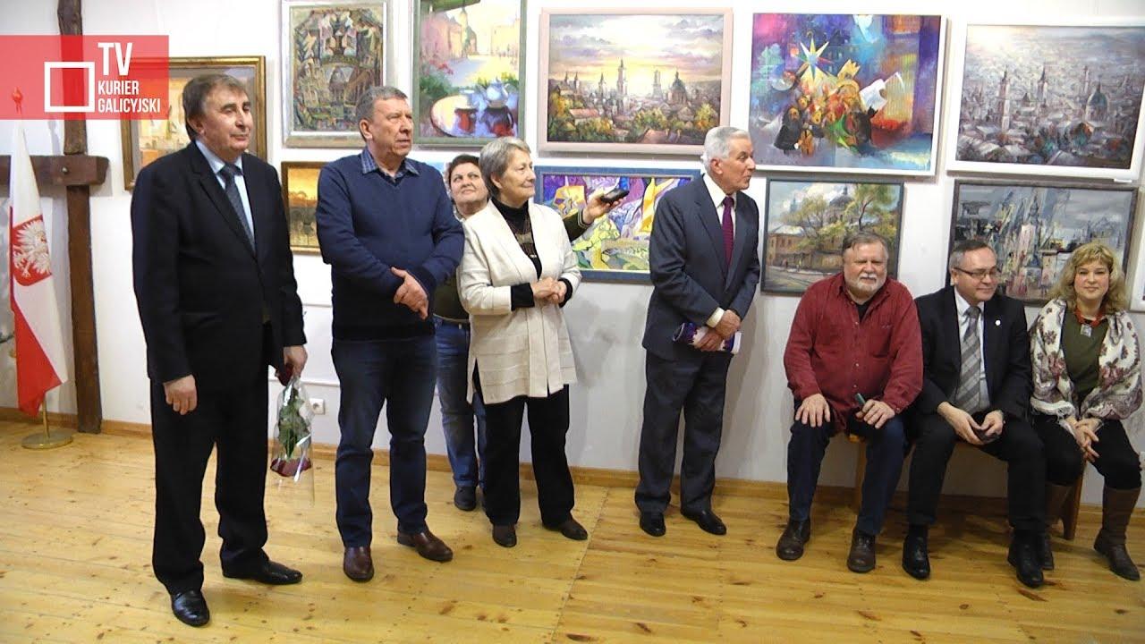 Jubileusz 15-lecia Lwowskiego Towarzystwa Miłośników Sztuk Pięknych