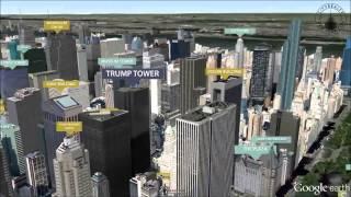 Trump Tower, 721 Fifth Avenue, New York, NY
