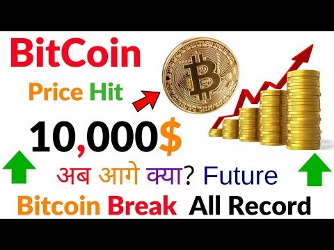 Bitcoin News Bitcoin Price Hit 10,000$ Next? Bitcoin Future Biggest Digital Currency CryptoCurrency
