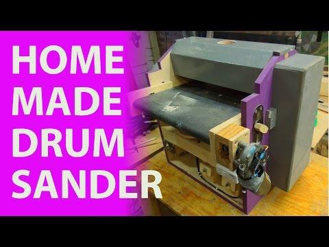 Homemade Drum/ Thickness Sander