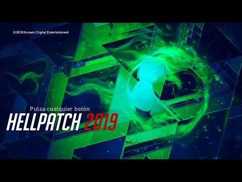 Hell PATCH DOWNLOAD PES 2019 DEMO