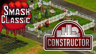 Constructor Gameplay - Smash Classic