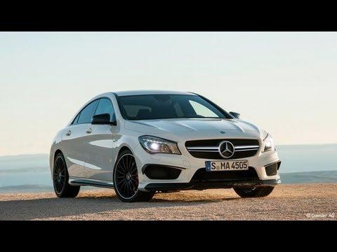 Тест-драйв: Mercedes CLA 45 AMG