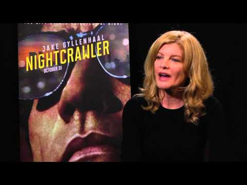 Nightcrawler: Rene Russo Exclusive Interview