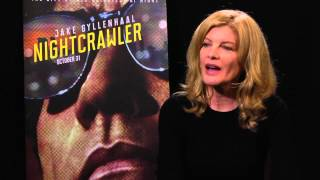 Nightcrawler: Rene Russo Exclusive Interview