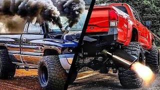 How CRAZY And POWERFUL Can A TRUCK Be!!