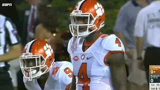 Clemson vs Auburn football 2016 full game