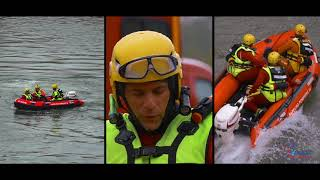 SAUVETAGE AQUATIQUE // exercice 2018 | Sapeur Pompier de l'Hérault (SDIS 34)