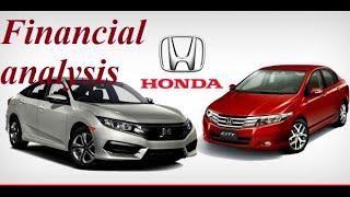How To Pick Stocks For Investment In Stock Exchange | HONDA ATLAS Financial Analysis In Urdu / Hindi