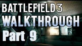Battlefield 3: Walkthrough - Night Shift  (Part 9)