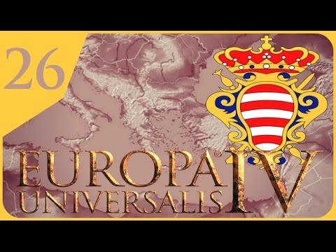 Europa Universalis IV, City of Cities: Ragusa #26 - Croatia Be Mine