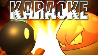 [♫ KARAOKE ♫] Voltorb vs Bob Omb - Rap Battle