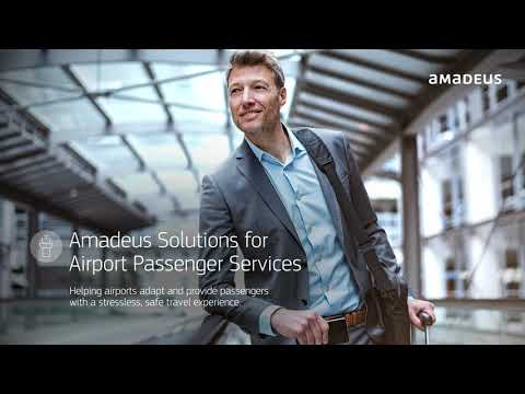 Introducing Amadeus Solutions for Airport Passenger Services