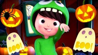 Halloween Songs For Kids | Monster Dance | + More Nursery Rhymes & Kids Songs | Little Baby Bum