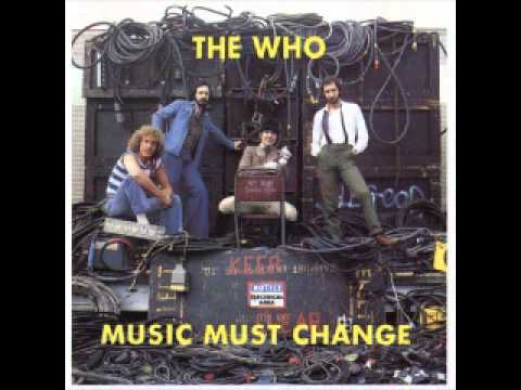 Pete Townshend - Music Must Change