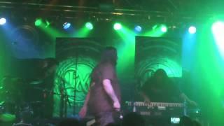Pagans Mind - through osirs eyes 05.10.2011 backstage