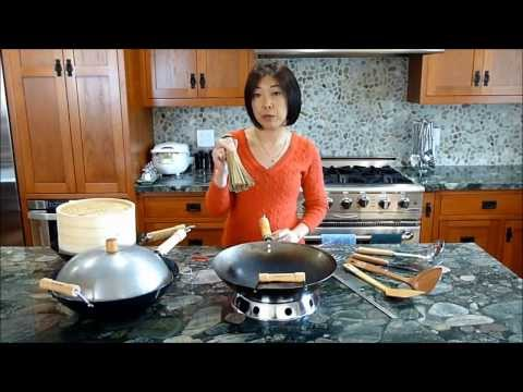 How To Select Your First Wok 如何選你第一個炒鍋 Youtube