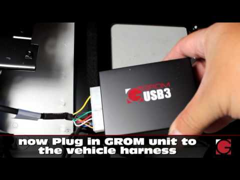 installation-of-grom-usb-android-iphone-bluetooth-car-kit-into-bmw-z4-2003-2008-(trunk)