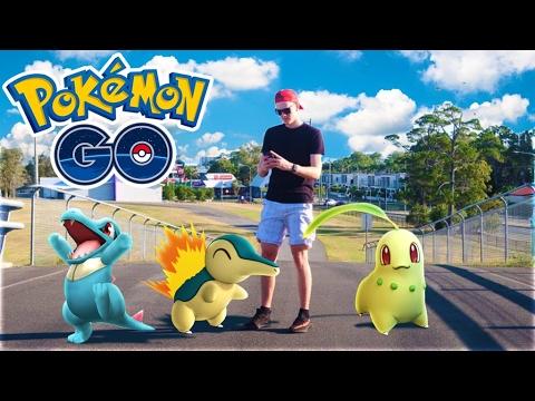 Pokemon Go Season Two Episode 1 (Generation 2)