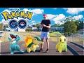 Pokemon Go Season Two Episode 1 Generation 2