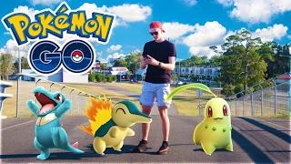 Pokemon Go Season Two Episode 1 (Generation 2)