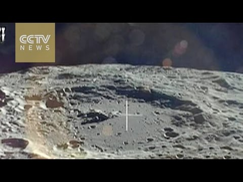 Japan releases pictures of lunar views taken by spacecraft