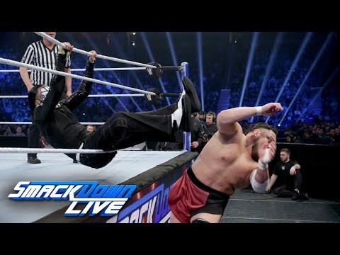 HINDI - Hardy vs. Joe - Winner joins Survivor Series: SmackDown LIVE, 6 November, 2018