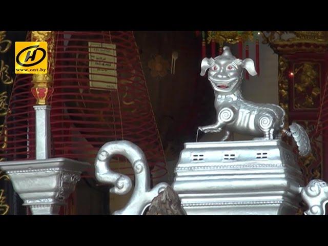 Приключения капитана Врангеля: Вьетнам, Хойан - сшить костюм и посмотреть виды