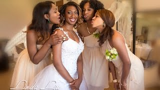 Nickole & Corinthain wedding ceremony reception/Film video photography in San Francisco bay area