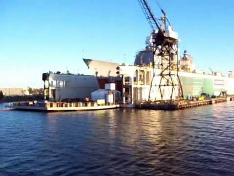 Bae Systems Drydock Titan Youtube
