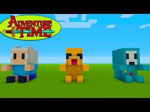 Adventure time Plushies Tutorial