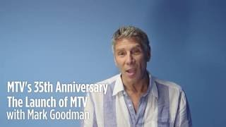 original mtv vj mark goodman on the launch of mtv