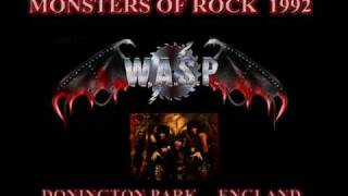 "Wasp - The Great Misconceptions Of Me - ""Monsters of Rock 1992"" (Audio Only)"
