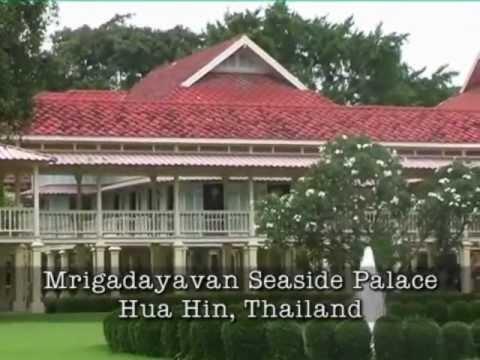 His Majesty King Vajiravudh's (Rama VI) Summer Palace—Hua Hin, Thailand—on RodMcNeil.TV