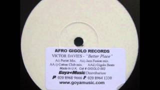 Victor Davies - Better Place