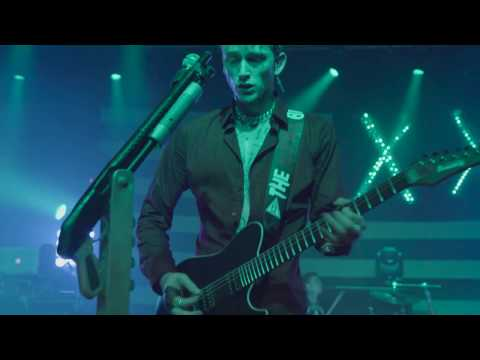 Machine Gun Kelly Jams a Guitar Solo on Alpha Omega Tour