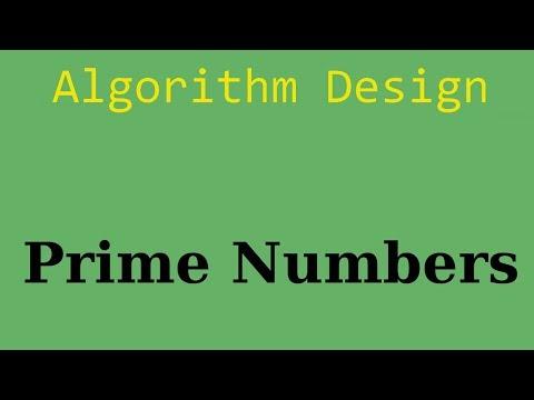 prime Numbers - More Efficient Algorithm