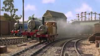 thomas the tank engine music video