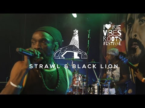 Strawl & Black Lion - Jah Team at Irie Vibes Roots Festival 2018