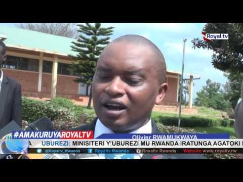 Amakuru ya RoyalTV 01/06/2016 na Vincent Niyibizi