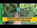 Cabela's Hunting Boots and Foot Care Tips