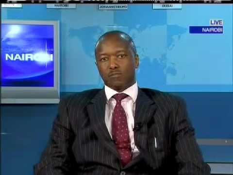 Onchera Maiko - General Manager, British American Investment Company