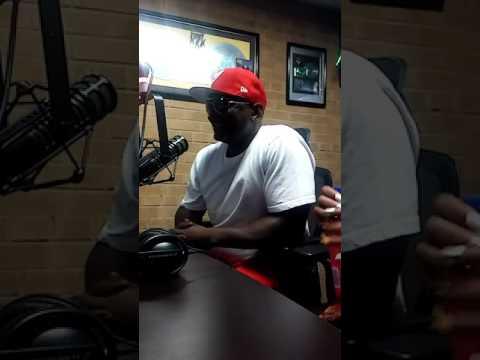 Live at 88.1WHPR/107.3 WVIE FM Virgin Islands W/Rene