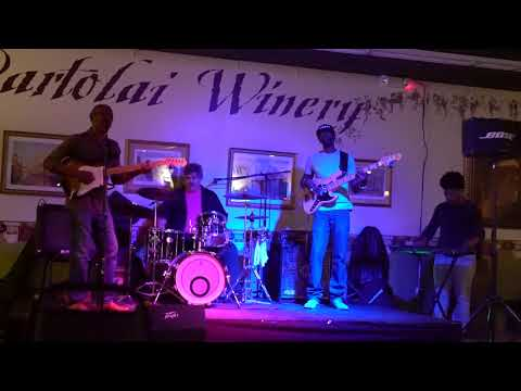 Clarence Spady Band 9-14-18 Bartolai Winery Part 3 of 4