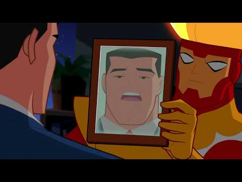 Justice League Action - Forget Me Not Clip #1 - 2017 Cartoon Network HD