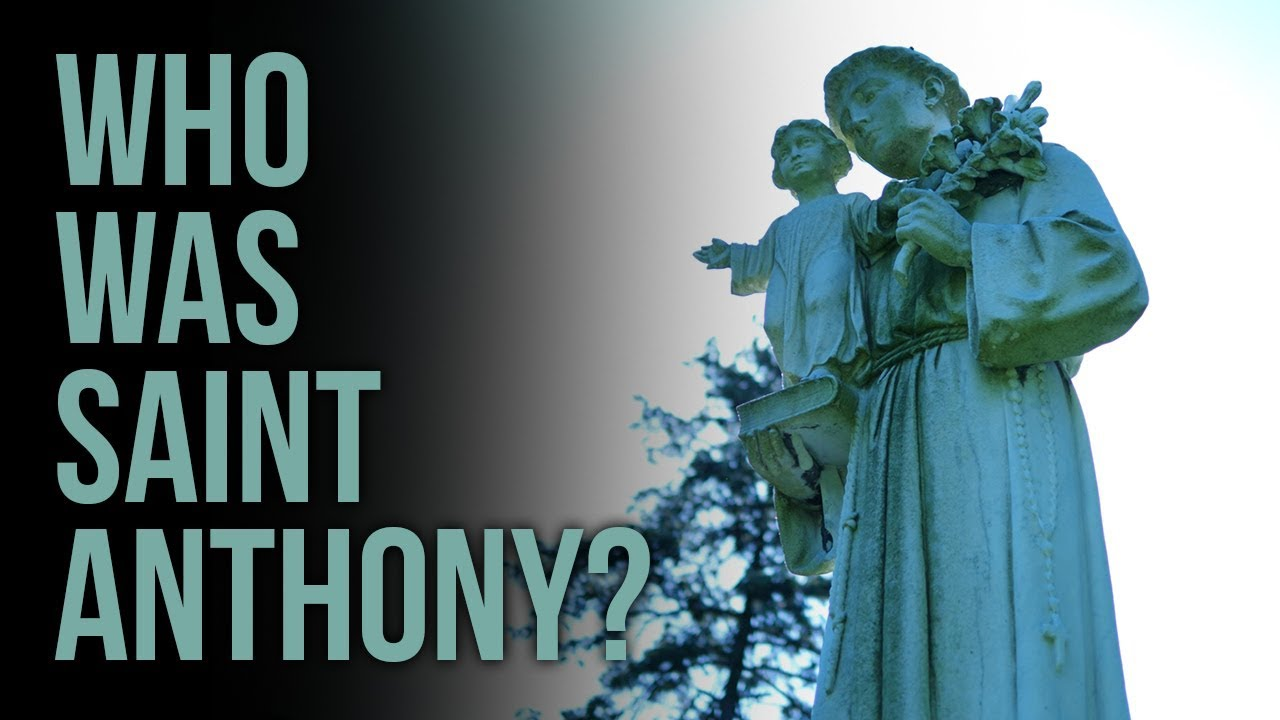 ST ANTHONY PRAYER for lost things Requesting for help in finding items