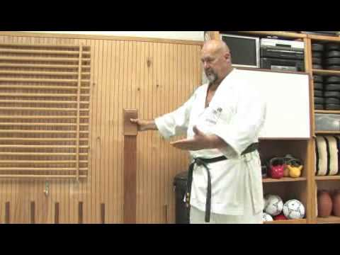 Equipment For Arm Strength In Okinawan Karate